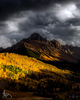 Dramatic Mount Sneffels
